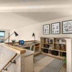 Open Office/Den Area
