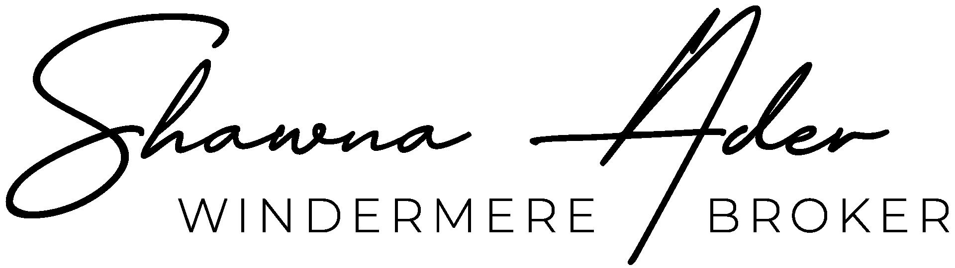 Shawna Ader logo